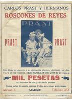 Confitería Prast Madrid